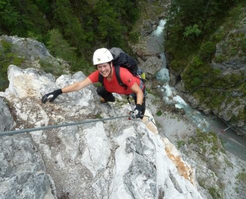 Adrenalin Klettersteig