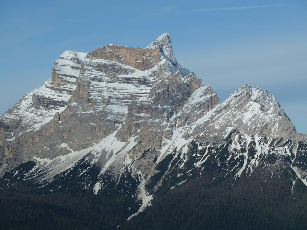 Blick zum Monte Pelmo